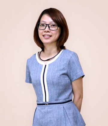 Consultant / DING, YUN-TING